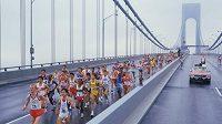 Jak letos sledovat maraton v New Yorku? Určitě s napětím!