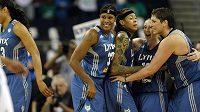 Basketbalistky Minnesoty se radují z titulu.