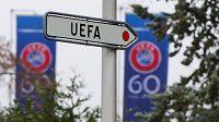 UEFA potvrdila tresty pro Srbsko a Albánii za nedohraný kvalifikační zápas ME.