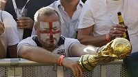 S vidinou Světového poháru se angličtí fanoušci rozloučili, teď v Petrohradu jsou lační alespoň bronzu.