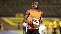 Usain Bolt bude o olympiádu v Riu bojovat v Londýně na Diamantové lize.