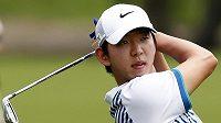 Dvaadvacetiletý jihokorejský golfista Seung-Yul Noh se na Zurich Classic dostal do čela.