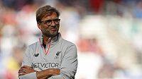 Trenér Jürgen Klopp si získává u hráčů Liverpoolu respekt.