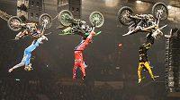Freestyle motokrosař Libor Podmol chce bojovat v dalším závodě MS o stupně vítězů.