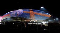 Bolšoj Arena v Soči, kde budou hrát čeští hokejisté.