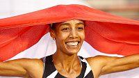 Sifan Hassanová posunula na mítinku Diamantové ligy v Bruselu světový rekord v hodinovce.