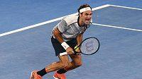 Roger Federer získává rekordní 18. grandslamový titul.