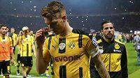 Němec Marco Reus z Dortmundu nepojede kvůli zranění na EURO.