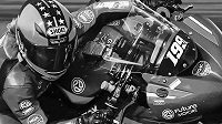 Motocyklová jezdkyně Indiana Muňozová podlehla zraněním, která utrpěla během závodů superbiků v Brazílii. Archivní foto