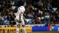 Cristiano Ronaldo si natáhl pravděpodobně zadní stehenní sval.