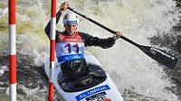 Čerstvá mistryně světa ve vodním slalomu Gabriela Satková.