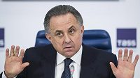 Ruský ministr sportu Vitalij Mutko
