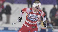 Finále SP v běhu na lyžích v Canmore bylo kvůli koronaviru zrušeno. Na snímku norská reprezentantka Therese Johaugová.