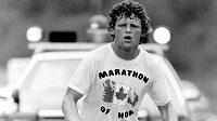 Před 40 lety zahájil Terry Fox svůj Maraton naděje, jeho nadace až do dnešního dne vybrala více než 800 milionů dolarů pro boj s rakovinou.