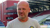 Trenér Michal Bílek se vrací na ligovou scénu. Jak si povede v Jihlavě?