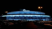 O2 Arena, dějiště Laver Cupu.