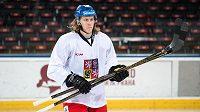 Obránce Libor Šulák byl dopsán na soupisku hokejové reprezentace a dostane tak šanci zahrát si na mistrovství světa