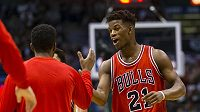 Basketbalista Chicaga Jimmy Butler