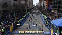 Slavný Bostonský maraton