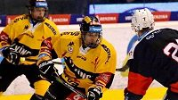 Hokejový talent Jan Myšák zahájí sezonu v Litvínově.