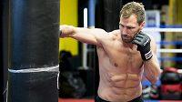 André Reinders, trenér gymu Reinders MMA.