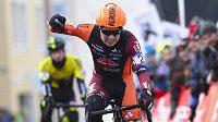 Vítěz MČR v cyklokrosu Michael Boroš z týmu Pauwels Sauzen - Vastgoedservice.