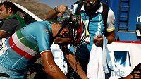 Italský cyklista Vincenzo Nibali už na Vueltě nepokračuje.
