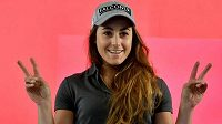 Italská lyžařka Sofia Goggiaová měla znovu štěstí v neštěstí.