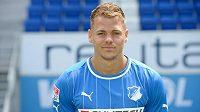 Fotbalista Hoffenheimu Boris Vukčevič.