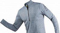 Běžecká mikina Reebok One Series Running LS 1/2 Zip ‒ decentní elegance a pohodlí