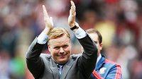 Ronald Koeman povede od léta fotbalisty Evertonu.