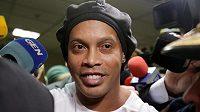Ronaldinho se zřejmě po pěti měsících podívá na svobodu