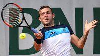 Britský tenista Daniel Evans měl pozitivní test na kokain.