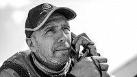 Nizozemský motocyklista Edwin Straver podlehl zraněním, která utrpěl při Rallye Dakar