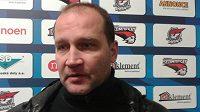 Jiří Šlégr si k sobě do nového realizačního týmu přizval u Radima Skuhrovce.
