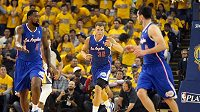 Majitel basketbalového týmu Los Angeles Clippers byl nařčen z rasistických výroků.