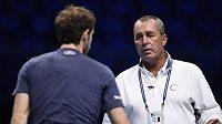 Ivan Lendl vrátil Andyho Murrayho na vítěznou vlnu.