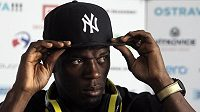 Jamajský sprinter Usain Bolt měl autonehodu