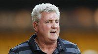 Steve Bruce je dosud trenérem celku Hull City.