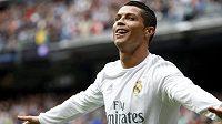 Hvězdný Cristiano Ronaldo z Realu Madrid povede reprezentaci Portugalska na ME ve Francii.