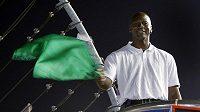 Legendární basketbalista Michael Jordan vstupuje do světa motoristického sportu.