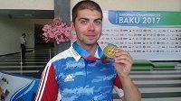 Sportovní střelec Miloš Slavíček je mistrem Evropy ve skeetu.