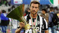 Claudio Marchisio se loučí s Juventusem po 25 letech