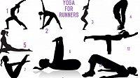Running jóga může běžcům pomoci s energií a protahováním. Chce to jen zkusit a začít.