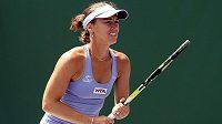 Tenistka Martina Hingisová se po sedmileté pauze vrátí na Wimbledon.