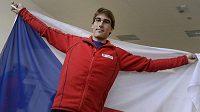 Triatlonista Tomáš Svoboda bude vlajkonošem české výpravy na Evropských hrách v Baku.