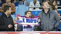 Syn tréna Josého Mourinha José Mario Mourinho v loňské sezóně fandil Realu Madrid.