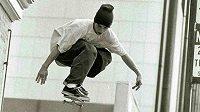 Americký skateboardista Keith Hufnagel. Archivní foto. Zdroj: Instagram @keithhufnagel