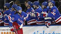 Hlavní hvězdou týdne v NHL byl vyhlášen útočník New York Rangers Mika Zibanejad.