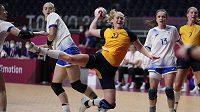 Ruské házenkářky se na olympijském turnaji trápí. Prohrály i se Švédkami